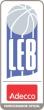 Logo Adecco LEB Plata